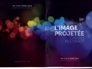 Festival de l'Image projetée de Chelles 77