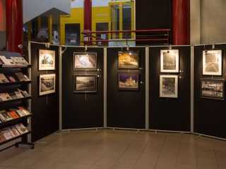 Le cru 2016 de l'Expo du Club Photo de Thorigny : Sur la Route, La Ville la Nuit