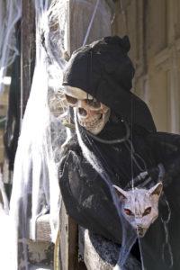 Christian, Halloween