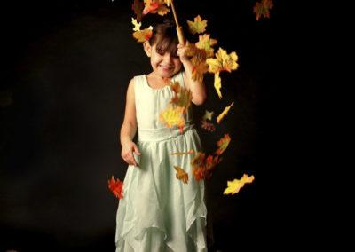Feuilles d'automne, Émilie