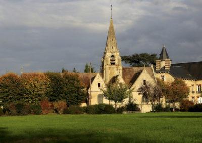 Saint-Maximin, Oise, Daniel