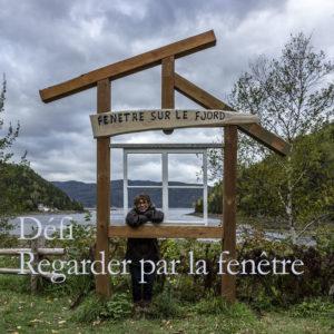 Anse du Petit Saguenay.