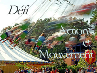 Défi «Action et mouvement».
